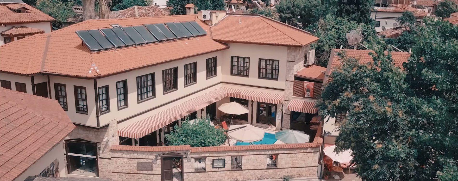 GENEL BAKIŞ – Eski Masal Hotel